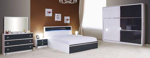 غرف نوم بتصاميم ايطالية روعة