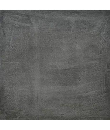 Antraciet donker grijs beton look 60x60 mat landelijk woonkamer keuken badkamer tegel for Tegel pvc imitatie tegel cement