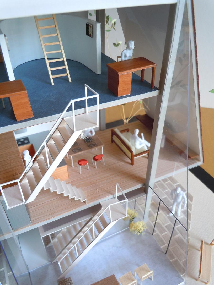 Pin On Japanese House Model