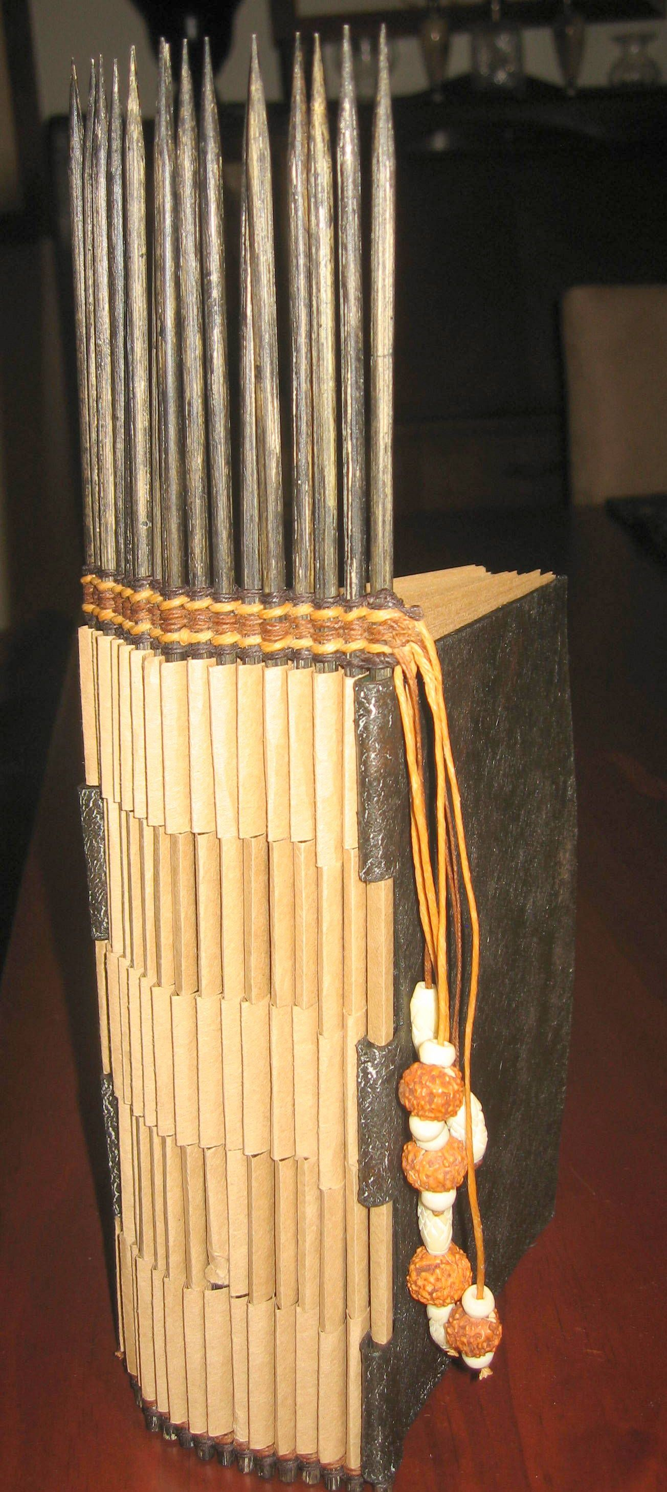 My Time Out Of The World Book Binding Bookbinding Book Making