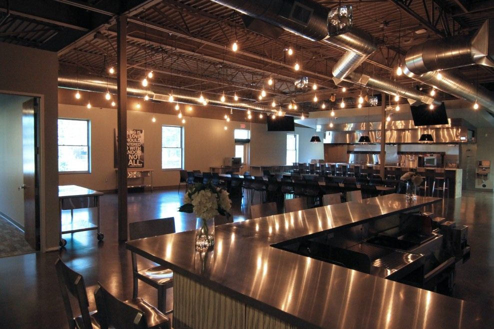 Possible Wedding Venue Great Lakes Culinary Center In Southfield