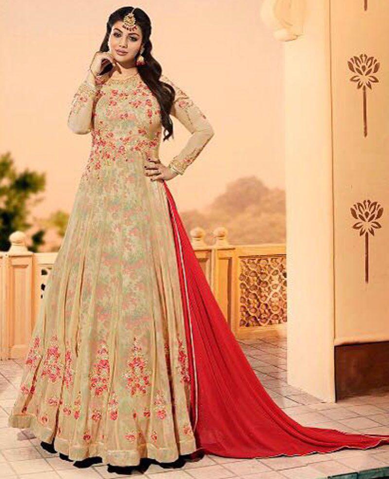 defbacc115e  Indian  ethnic  New  Bollywood  Design  Party wear  Bridal  women  eid wear   Anarkali  Indian  SalwarKameez