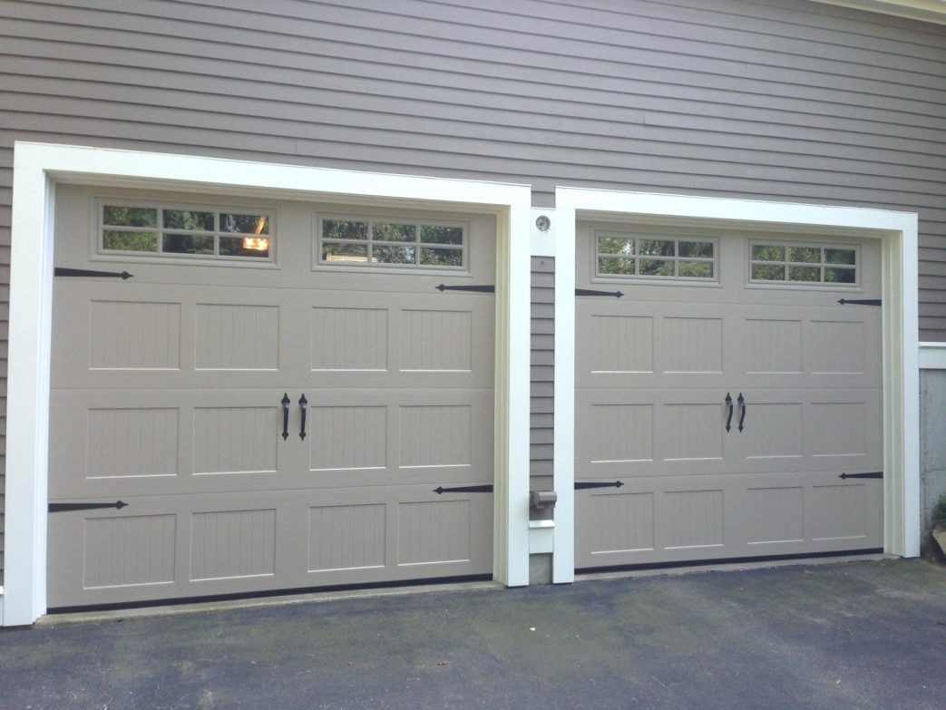 37 Garage Door Trim Ideas To Improve Your Exterior Garage Doors