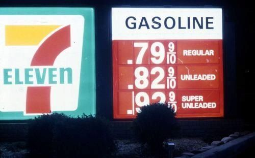 #GasPrices in the mid 90's