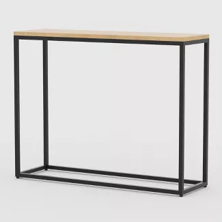 Shop For Console Table Online At Target Free Shipping On Orders Of 35 And Save 5 Every Day With Your In 2020 Console Table Steel Console Table Metal Console Table