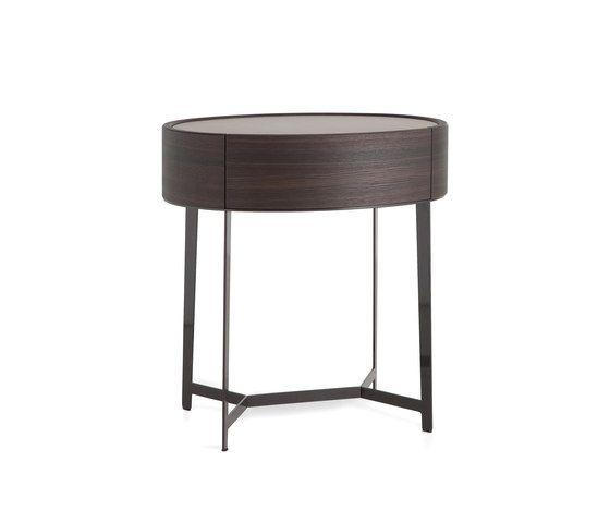 Kelly Bedside Table Von Poliform Nachttische Nachttisch Design
