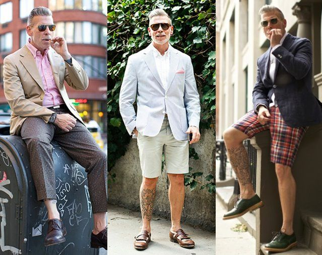 Nick Wooster: Style Icon, Men's Spring Summer Fashion.
