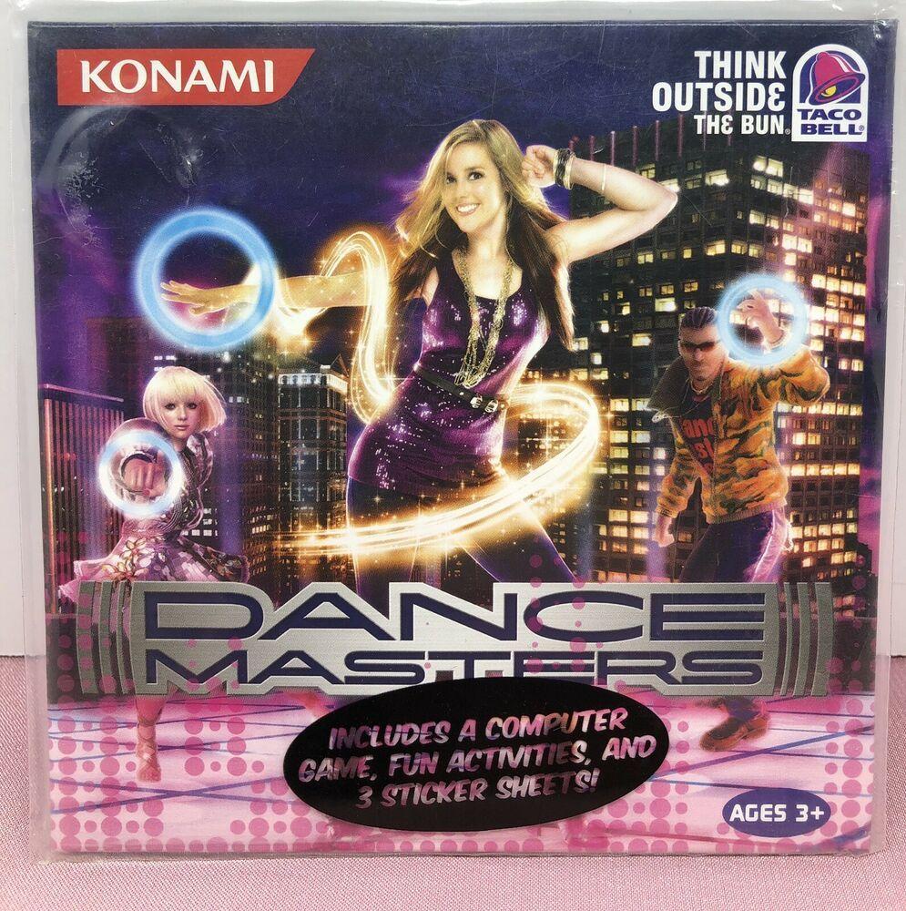 Taco Bell , Dance Masters, PC Game, Fun