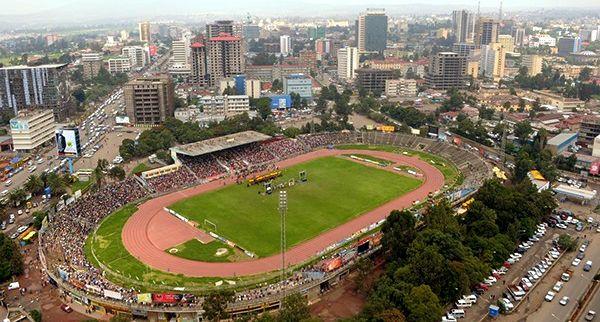 Addis Ababa Stadium CECAFA | ETHIOPIA