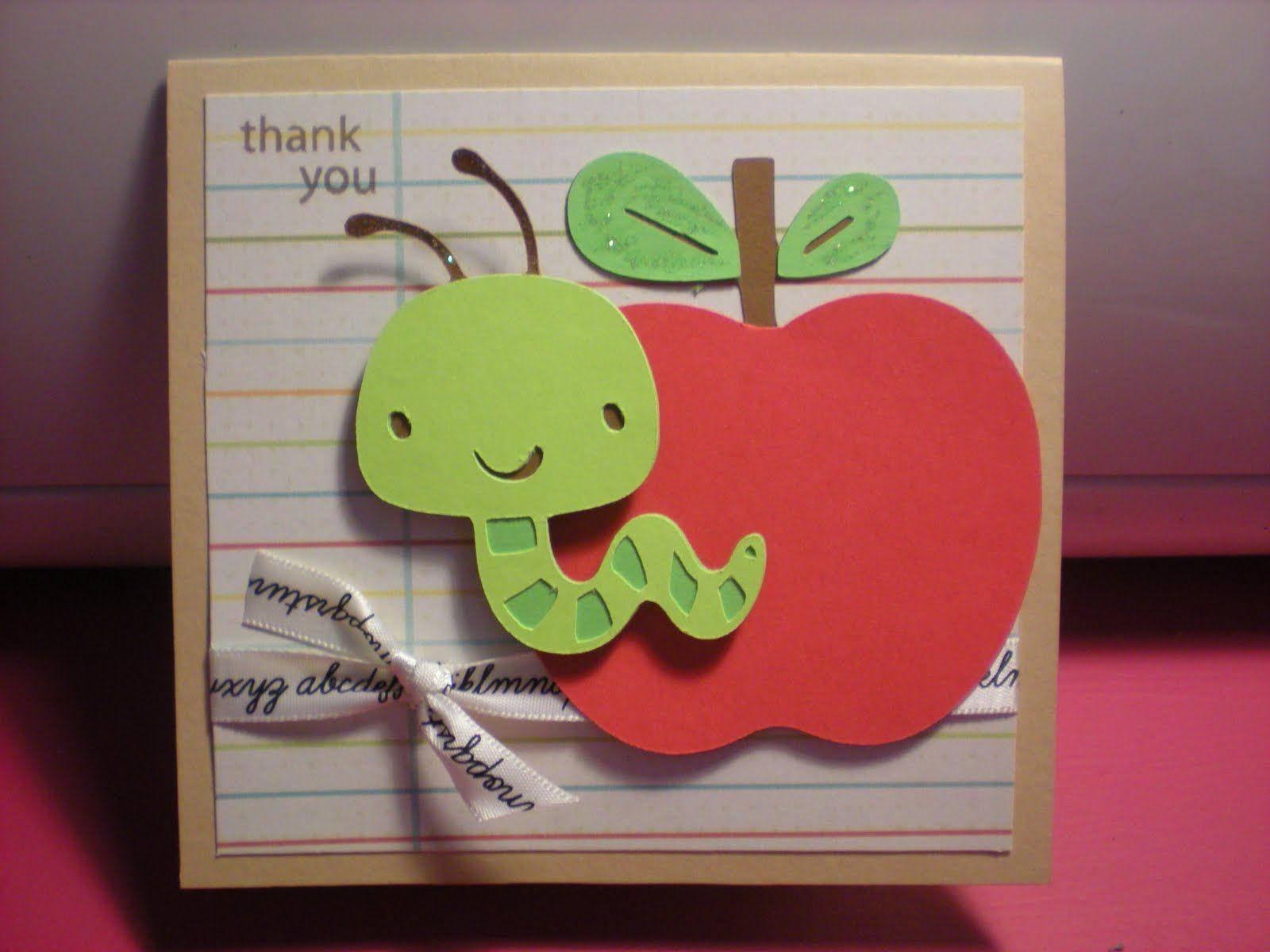Craft For Teacher Appreciation Week | Teacher Appreciation ...