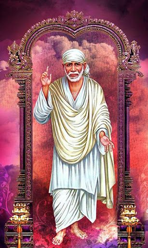 Sai Baba Live Wallpaper Android Apps On Google Play Best Games