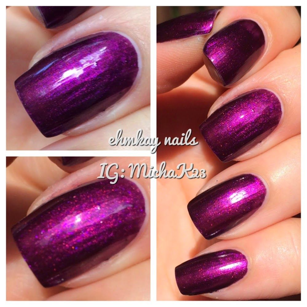 Precision Lacquer Intoxicated reviews Nails 2014
