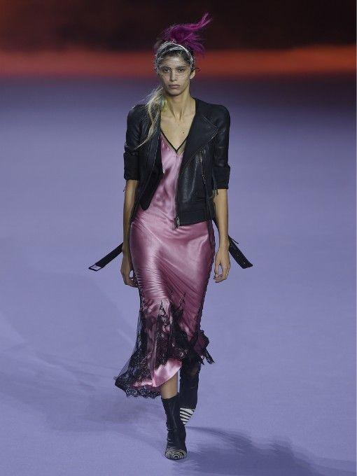 Haider Ackermann Iteso silk-satin maxi dress