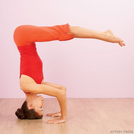 find the perfect yoga sequence for you  headstand yoga