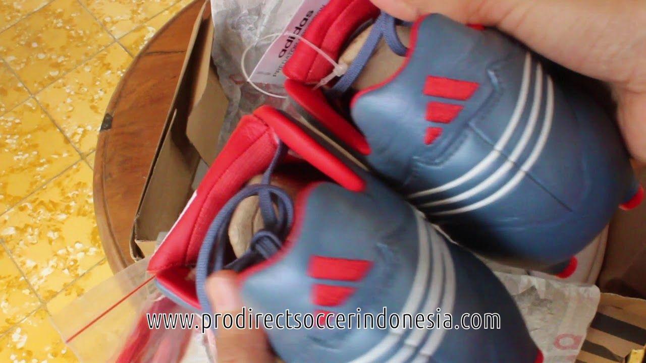 Sepatu Bola Adidas Predator Precision Fg Blue Grey Cm7911 Original