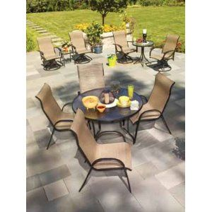 patio dining table outdoor furniture sets