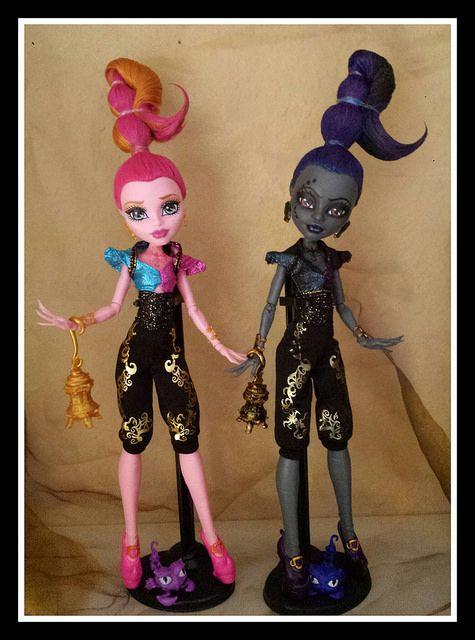 Remarkable, useful Monster high 13 wishes dolls seems me