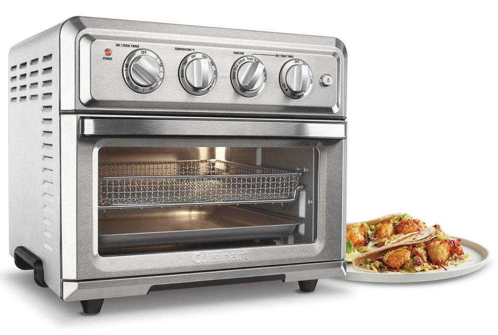 kitchenaid toaster oven air fryer combo