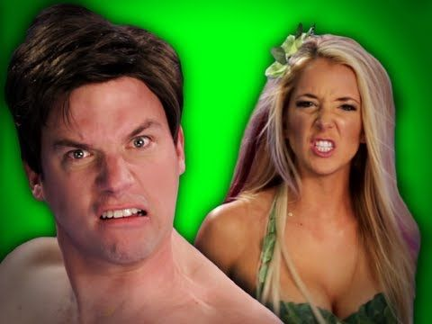 Epic Rap Battles Of History Behind The Scenes Adam Vs Eve
