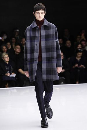 ZZEGNA #Menswear #Fall2014 #Milan - NOW #FASHION