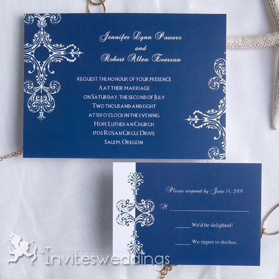 Everything About Royal Blue Wedding Theme