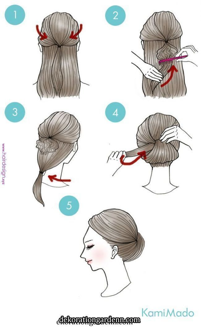 41+ Einfache elegante frisuren lange haare Information