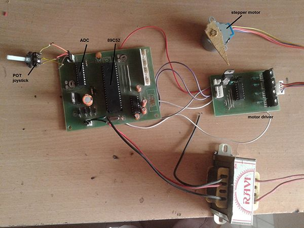 Servo Motor Control Through Keypad Using 8051 Microcontroller At89c51