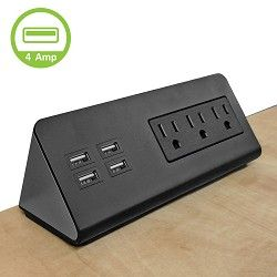 Power Socket Center Table Top Charging Units Power Sockets Usb