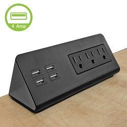 Power Socket Center Table Top Charging Units Power Sockets Usb
