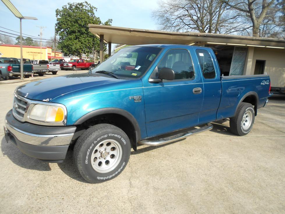 2000 Ford F150 XL 4x4 Ford f150, 4x4, Vehicles