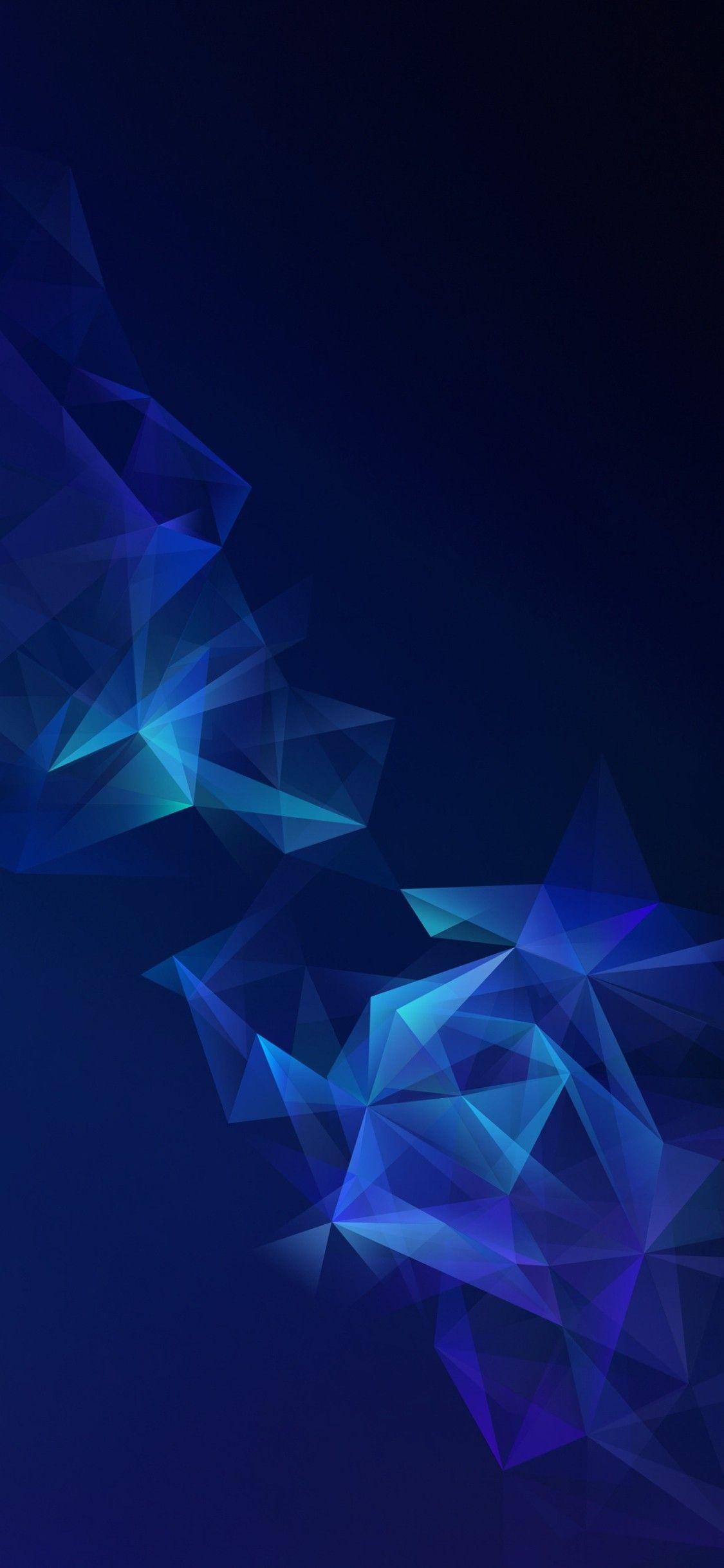 Blue, s9, s9 plus, wallpaper, galaxy, colour, abstract, digital art, s8, s9, walls, Samsung ...