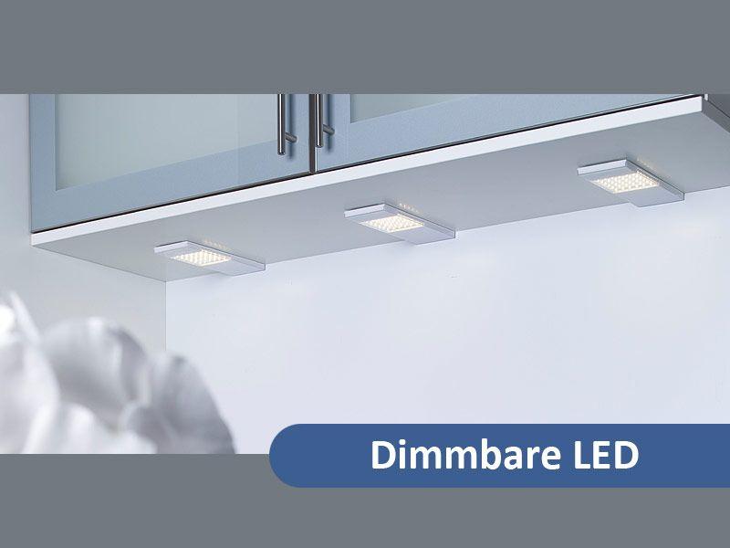 LED Unterbauleuchte Samba mit Dimmer und Sensor | Led ...