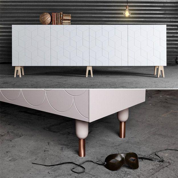 Supefront uudistaa Ikean kaappisi