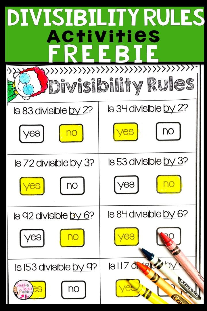 4 Divisibility Rules Every Student Should Master with