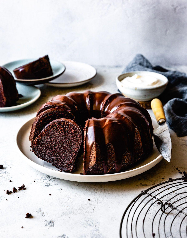Gluten free chocolate bundt cake rezept kuchen rezepte
