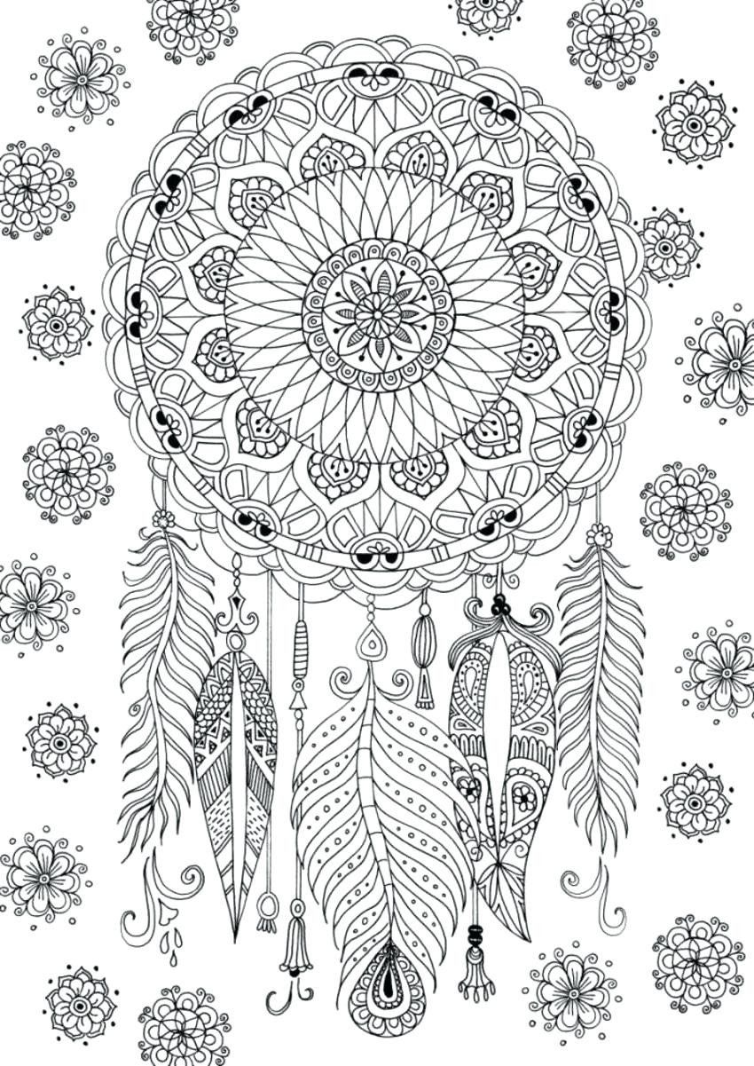 Dream Catcher Coloring Page Inspirational French Fry Coloring Sheet Keynotesheet Dream Catcher Coloring Pages Mandala Coloring Pages Mandala Coloring