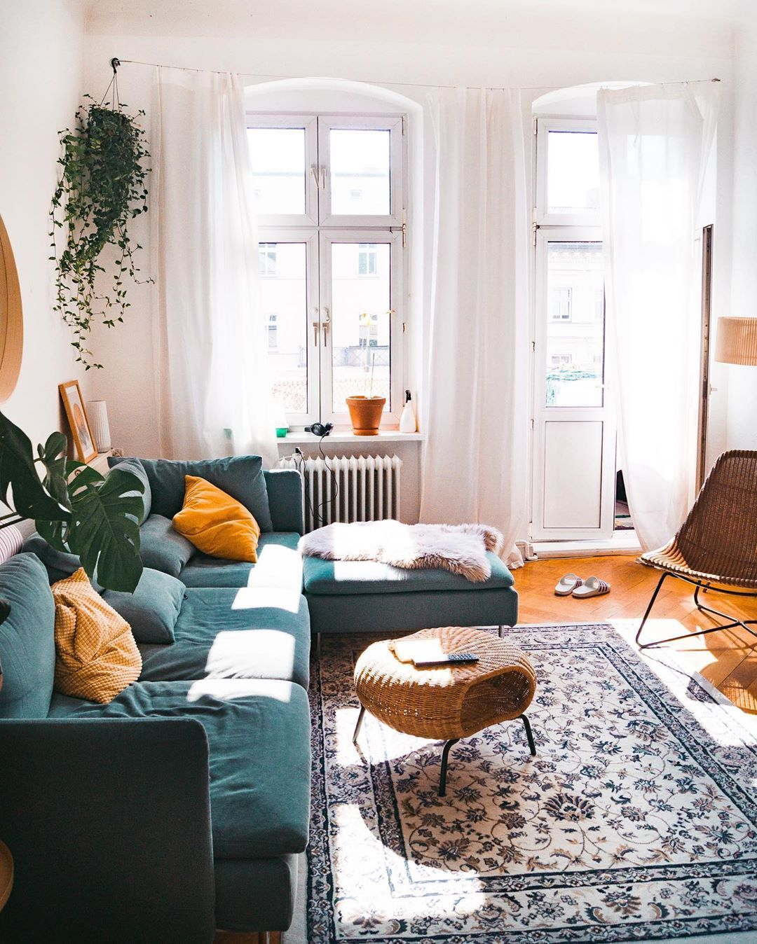 "Interior I 👩🏻 🧔🏻 😺 I Living on Instagram: ""[Werbung ..."