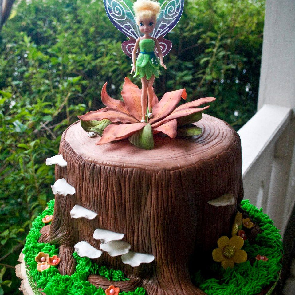 Best 25+ Tree Stump Cake Ideas On Pinterest