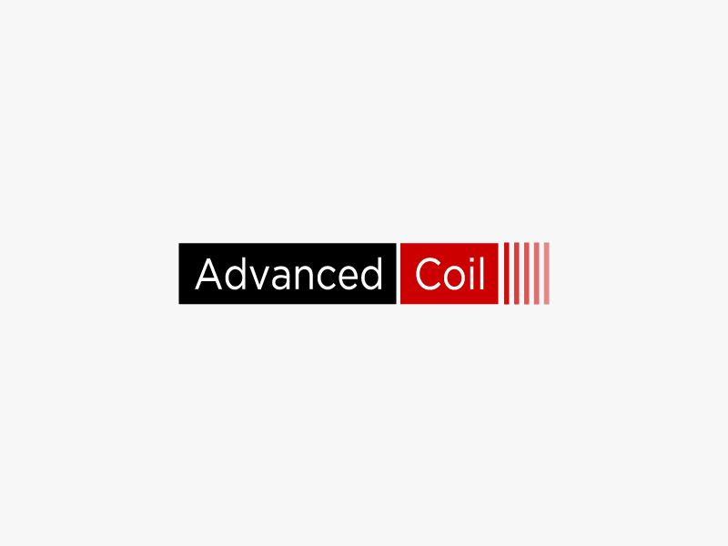 Logo Redesign for Advanced Coil Technology.