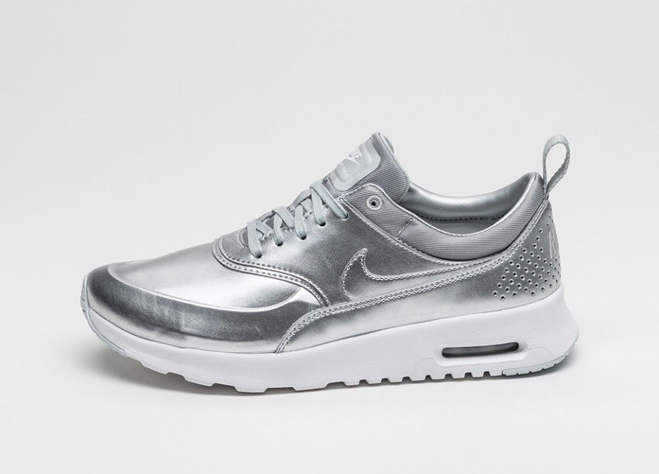 nike air max thea damen schwarz metallic