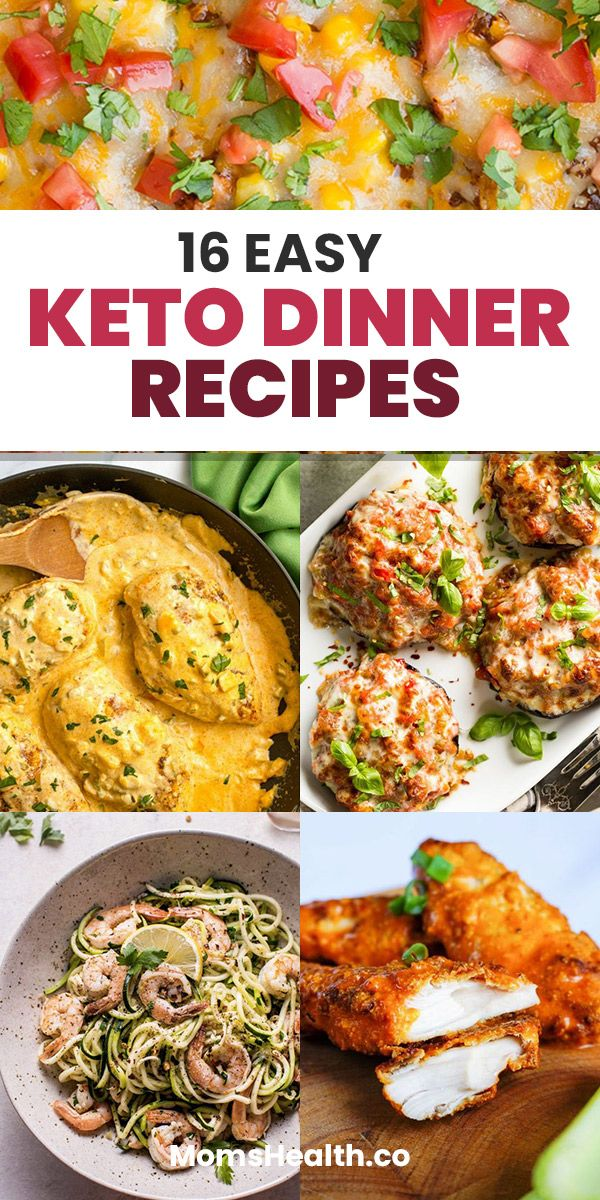 Keto Dinner Recipes – 15 Easy Keto Recipes for Beginners [2019] images