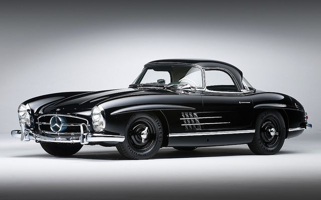 Mercedes-Benz 300SL Roadster (W198) by Auto Clasico