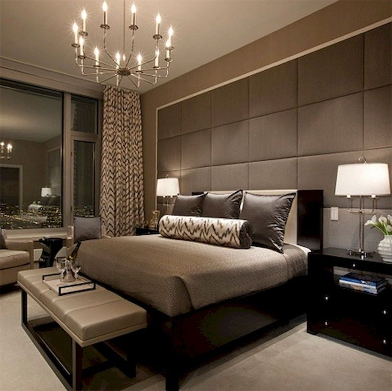 Design An Elegant Bedroom In 5 Easy Steps: 54+ Modern Bedroom Ideas Decoration