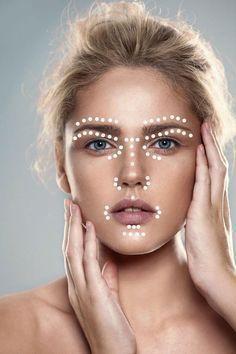 Cómo el corrector hace que tu rostro brille