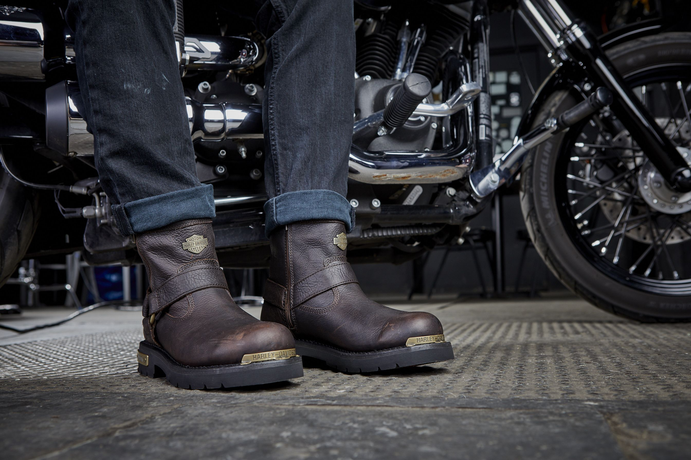 6b2dd078aab Men s Cromwell Boot Mens Motorcycle Boots