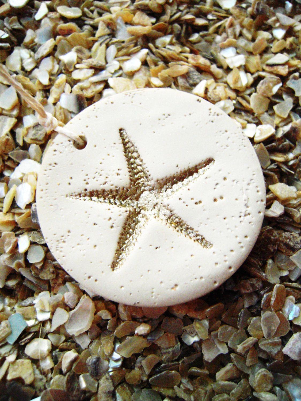 Wedding Favor Tags Gift Hang Favors Tag Wine Charms Starfish Beach ...