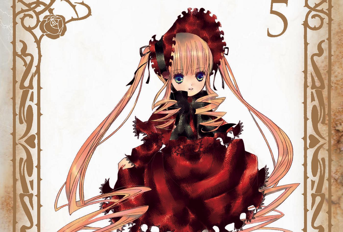 Rozen Maiden,,manga y animé, fotos, sinopsis Anime