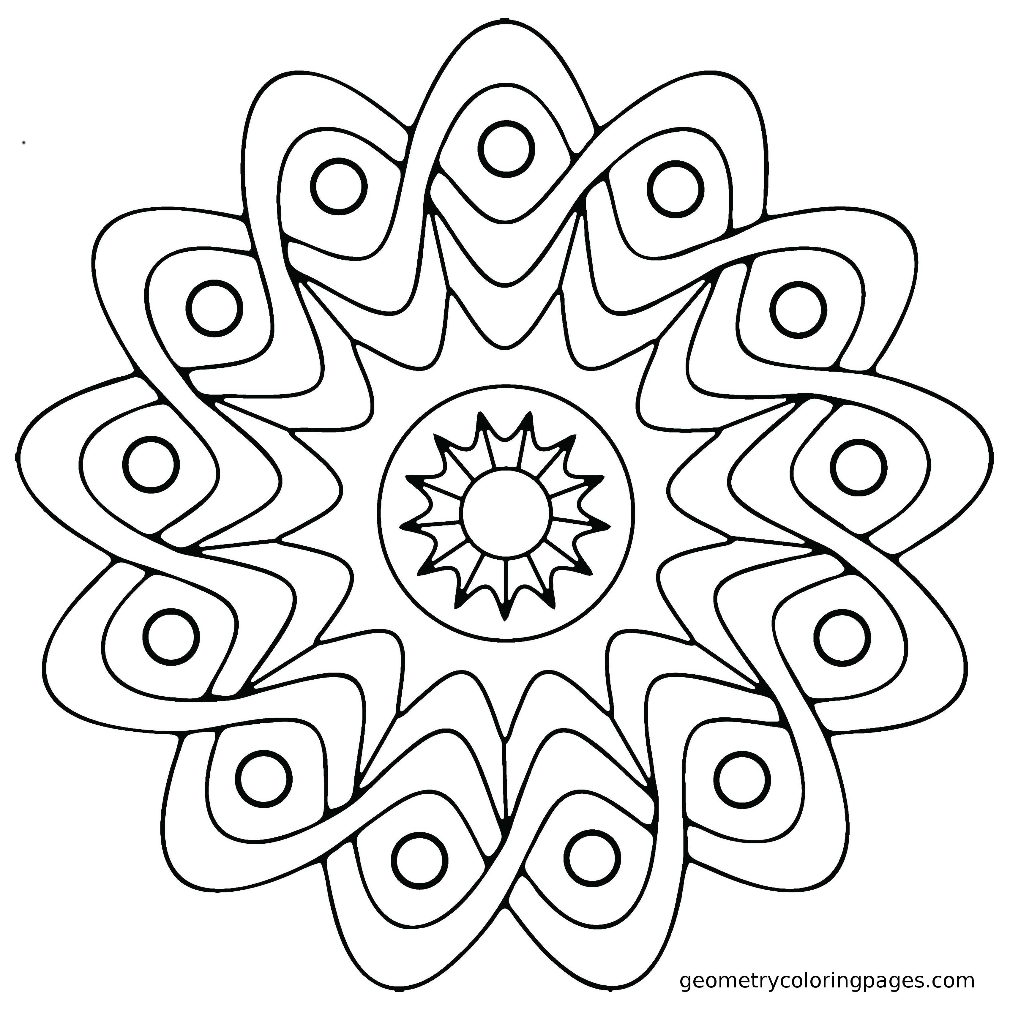 mandala coloring pages easy mandala coloring pages printable katibura printable