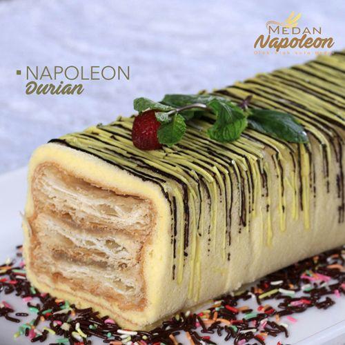 Napoleon Durian Kota Medan