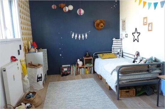 Decoration Chambre Enfant Deco Montre Moi Ta Chambre Dans Un Petit
